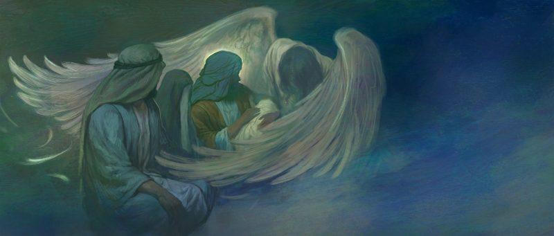 رهایی روح الامین