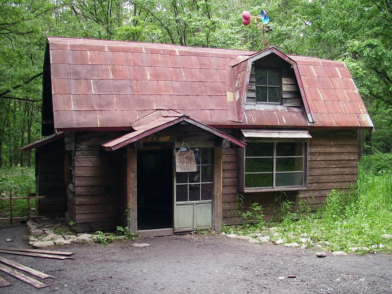五郎3番目の家_麓郷の森IMG_0111Akiyoshi's_Room
