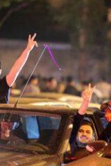جشن+و+شادی+مردم+اردبیل+برای+پیروزی+حسن+روحانی