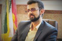محمد باقری مسئول بسیج استید استان اصفهان