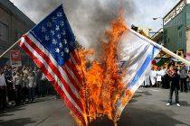 تظاهرات علیه اسراییل