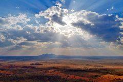 هوای ابری تا قسمتی ابری برای اصفهان