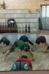 ورزش زورخانه ای