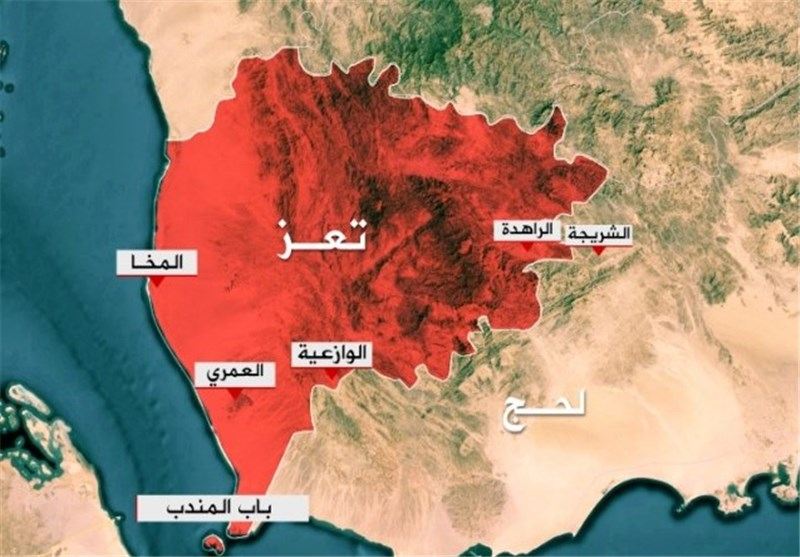 کشته و زخمی شدن دهها اماراتی و مزدور وابسته به رژیم سعودی در یمن/ تصاویر+نقشه
