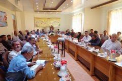 اولین جلسه آموزشی اعضای منتخب پنجمین دوره شوراهای روستایی برگزار شد