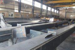 تولید بیش از ۲۰ هزار تن قطعات فولادی در دهاقان