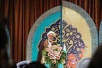 سخنرانی مدیر کل اوقاف استان