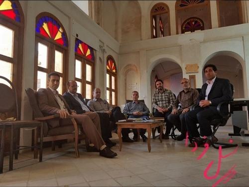 جلسه غیررسمی منتخبان شورای شهر آران و بیدگل