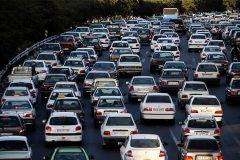 ترافیک ابتدای مهر