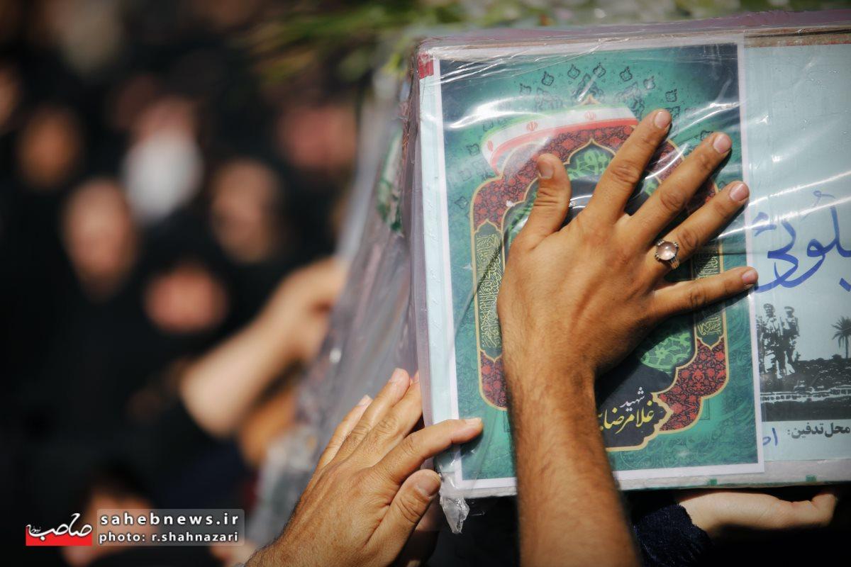 تشیع شهدای اصفهان (16)