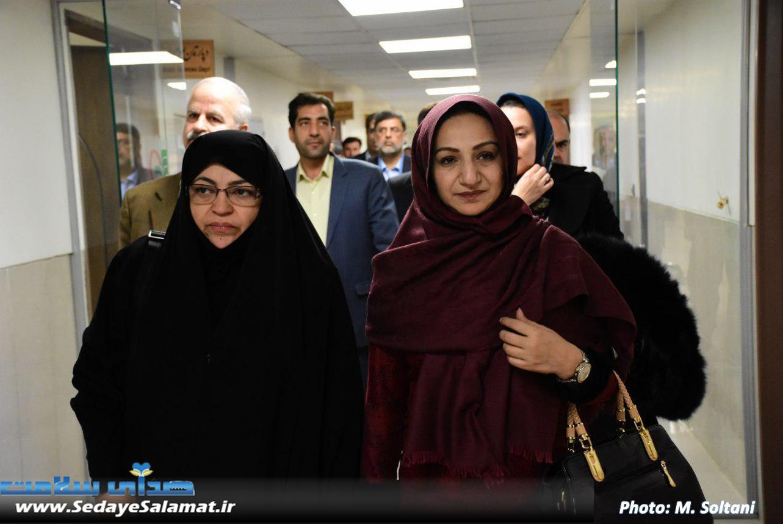 سفر وزیر بهداشت پاکستان به اصفهان (14)