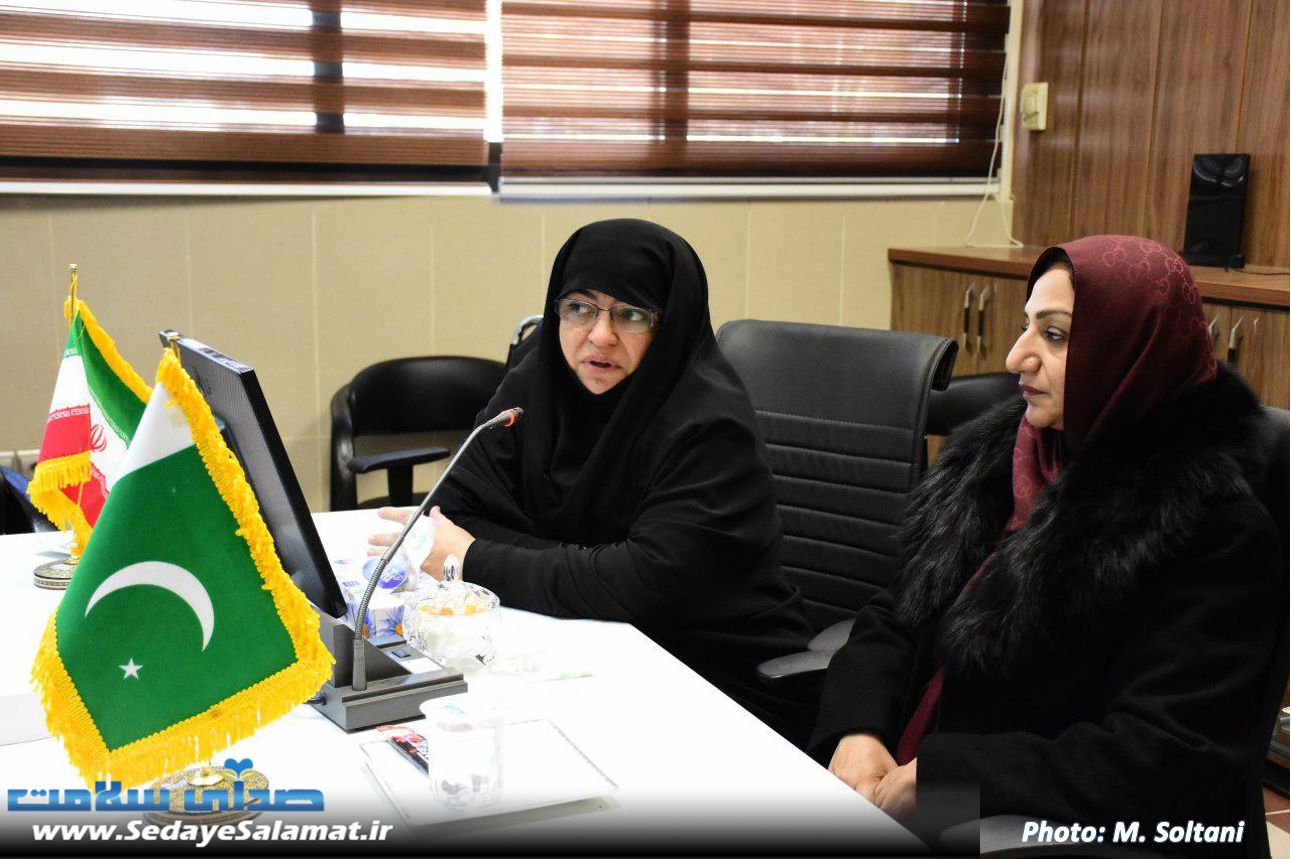 سفر وزیر بهداشت پاکستان به اصفهان (17)