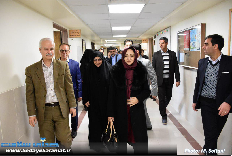 سفر وزیر بهداشت پاکستان به اصفهان (20)
