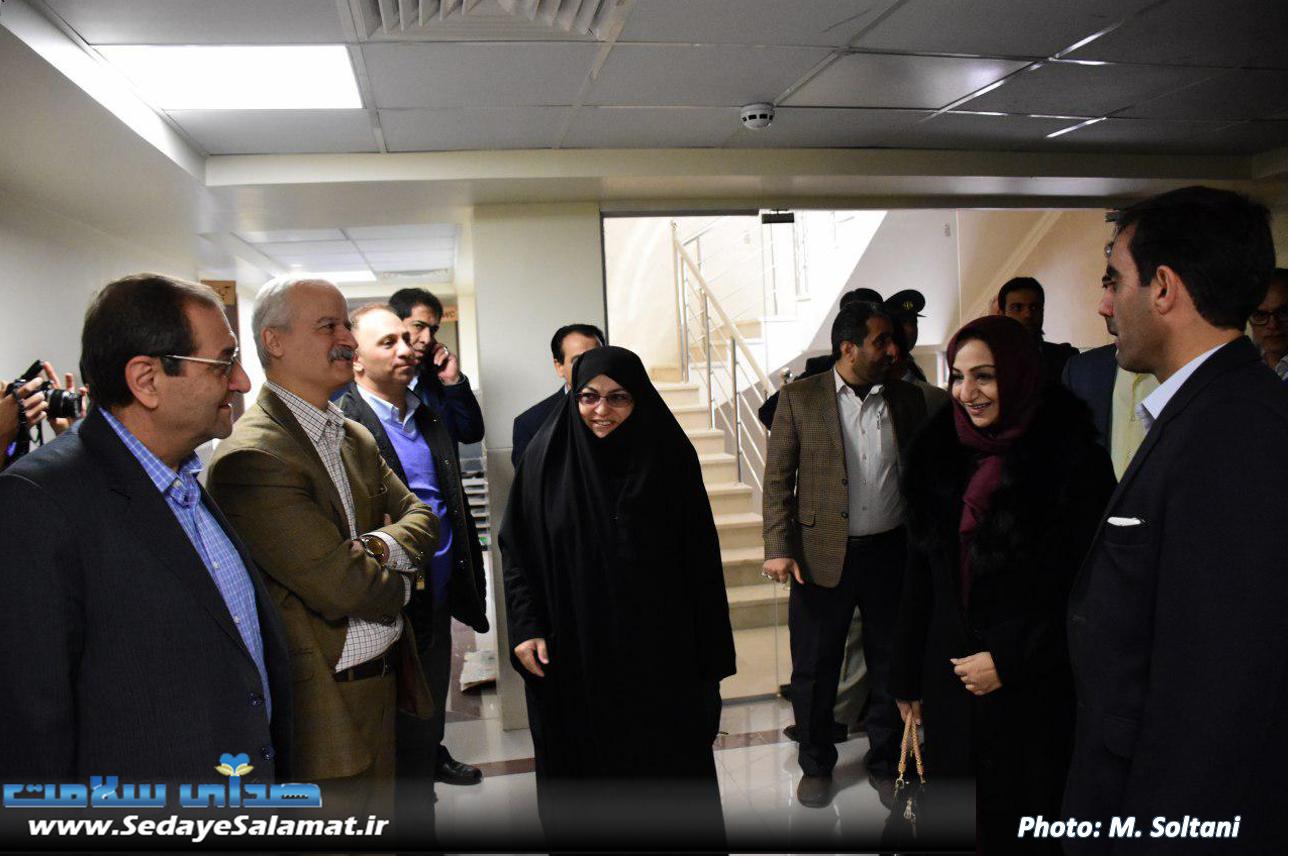 سفر وزیر بهداشت پاکستان به اصفهان (22)