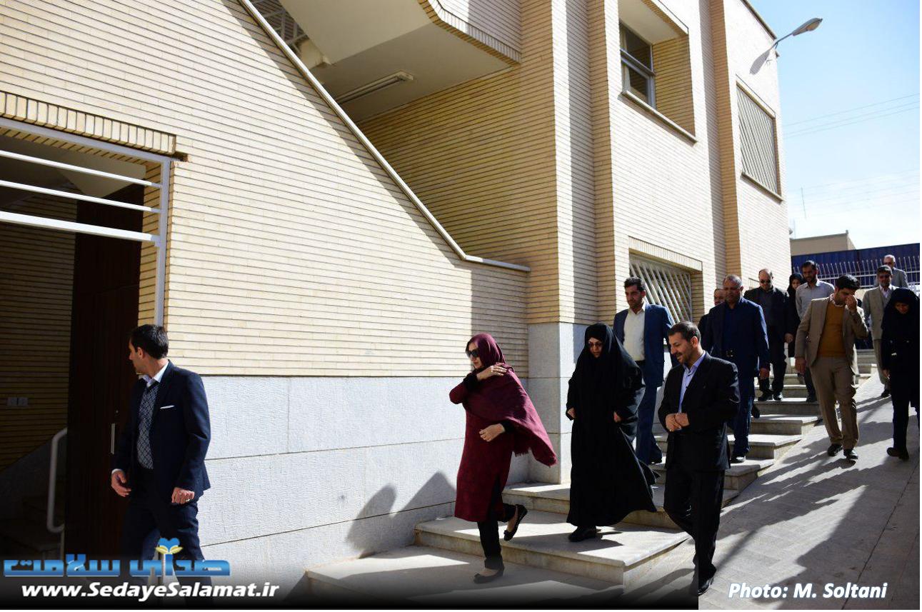 سفر وزیر بهداشت پاکستان به اصفهان (6)