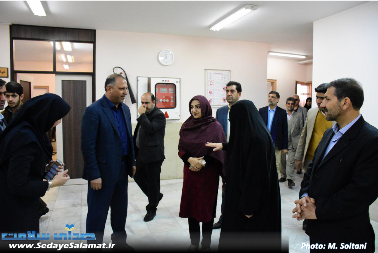 سفر وزیر بهداشت پاکستان به اصفهان (7)