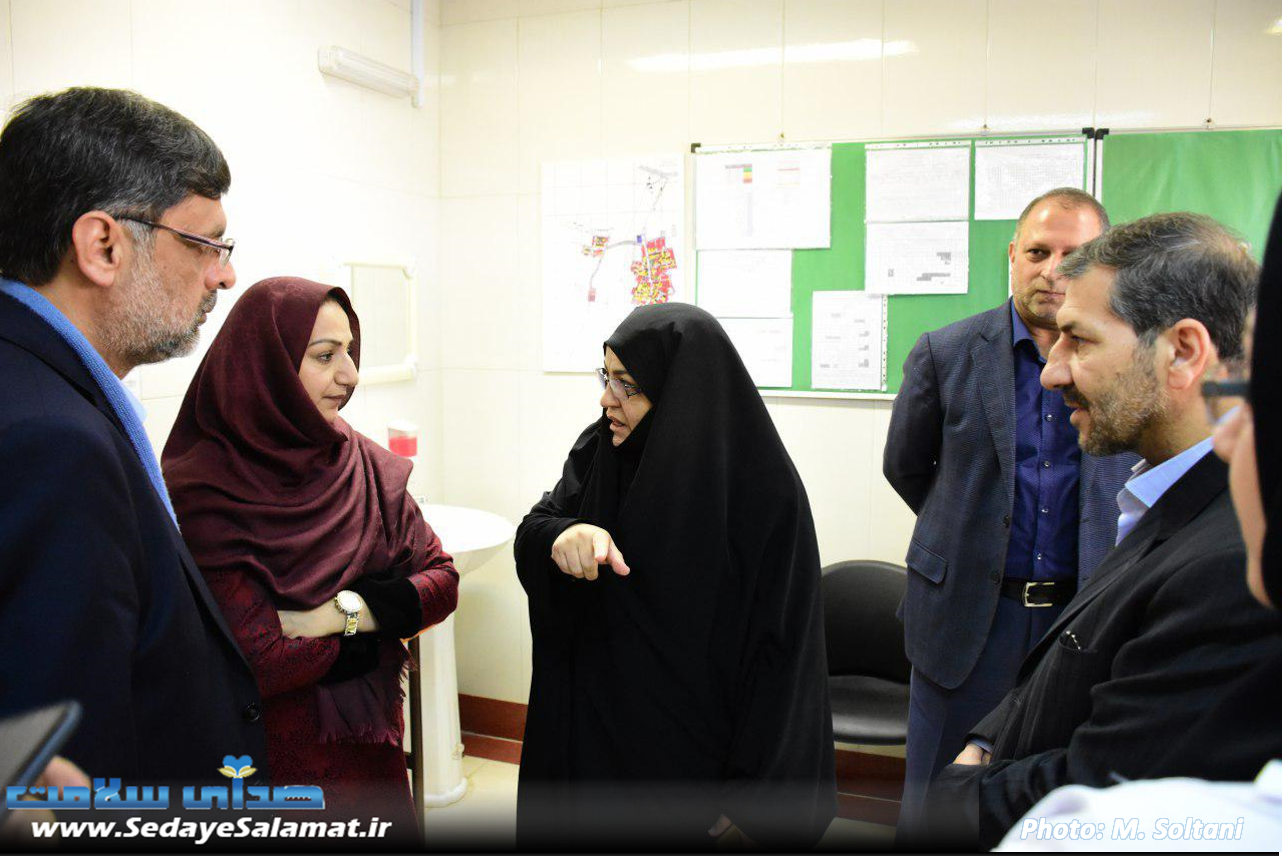 سفر وزیر بهداشت پاکستان به اصفهان (8)
