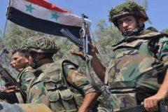 الجيش السوري يمتلك زمام المبادرة على الارض