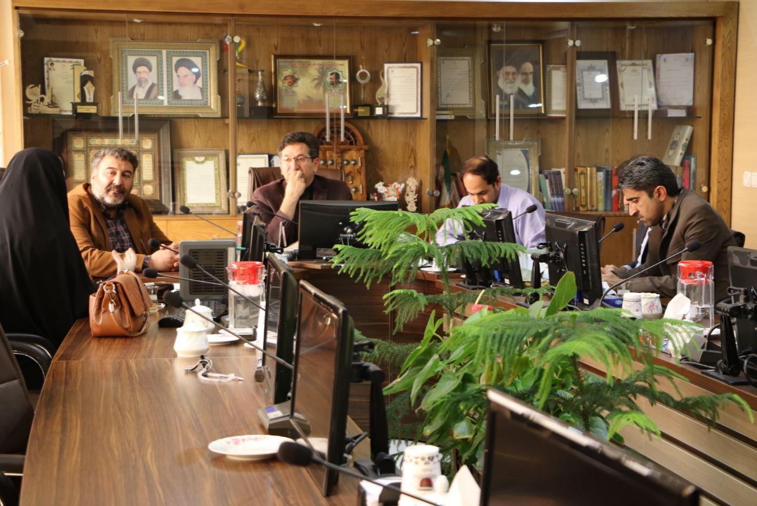 دیدار بسیج جامعه پزشکی با درمان تامین اجتماعی اصفهان (1)