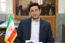 روحانی سرپرست اداره ورزش و جوانان اردستان
