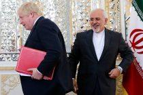 IRAN-BRITAIN-DIPLOMACY