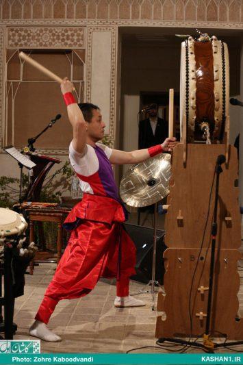 روز فرهنگی ژاپن در کاشان/ تصاویر