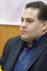 امیر مسعود هراتیان رئیس هیات فوتبال استان اصفهان