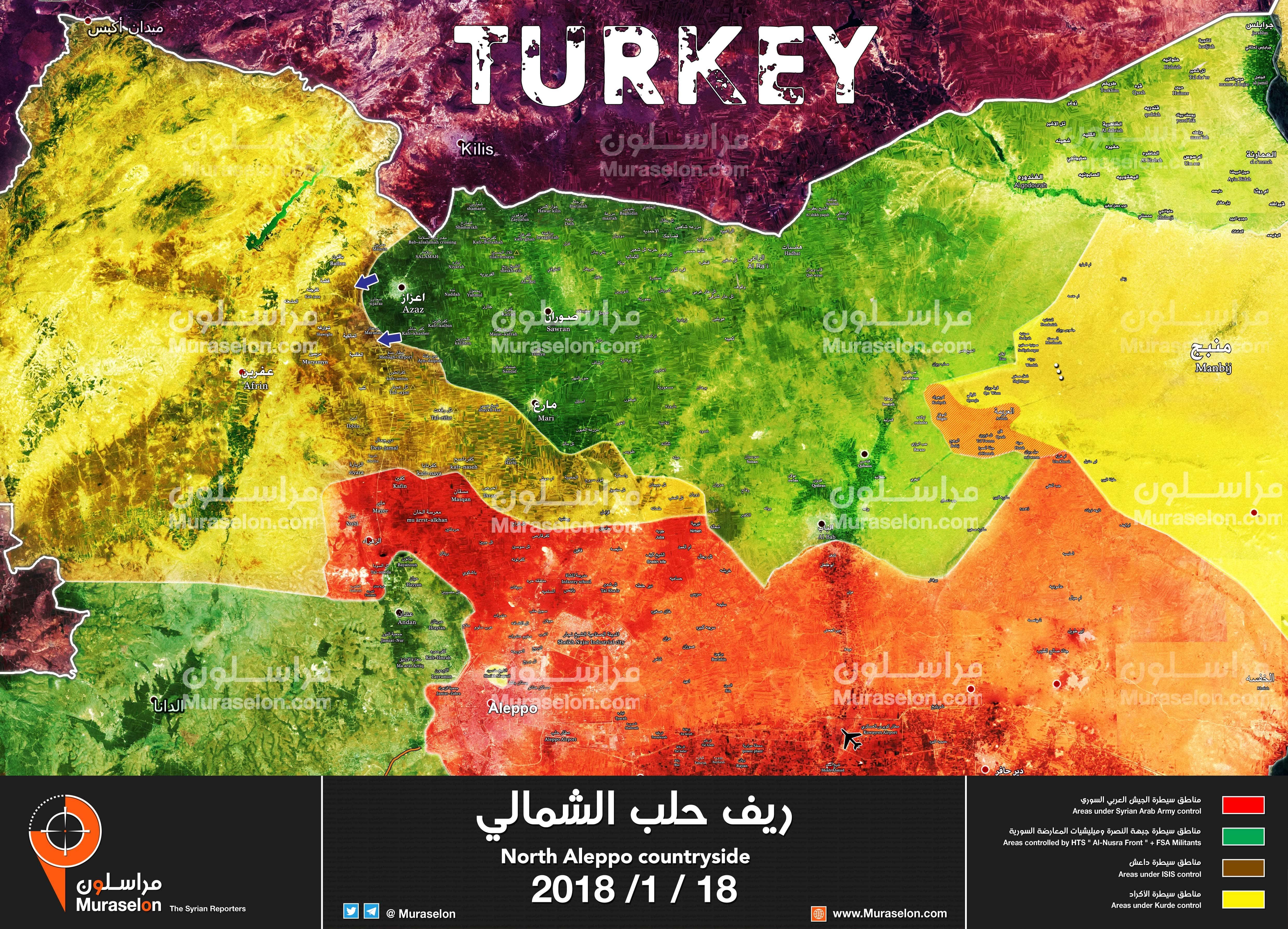 North-Aleppo-countryside