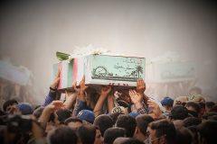 تشییع شهید1