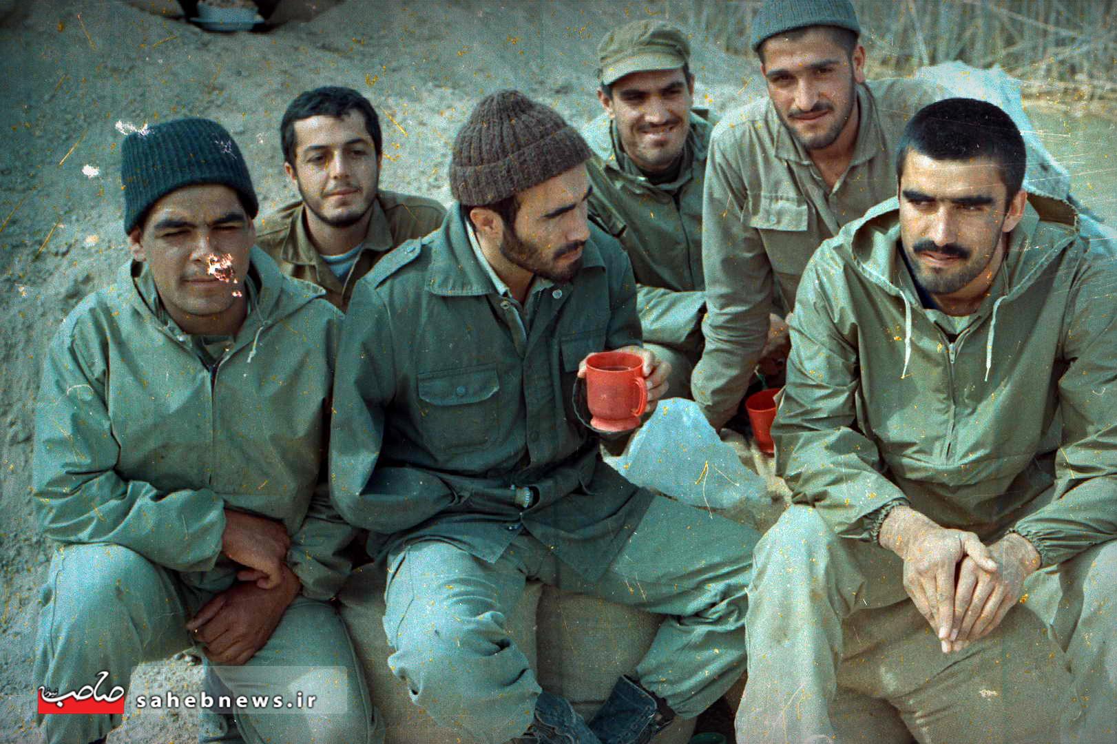 شهید حسین خرازی (7)