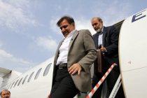 عباس آخوندی هواپیما