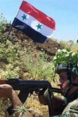 ادامه پیشروی ارتش سوریه در حمص و حلب