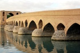 isfahan-Shahrestan_bridge