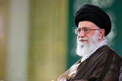 سیمای رهبر معظم انقلاب اسلامی