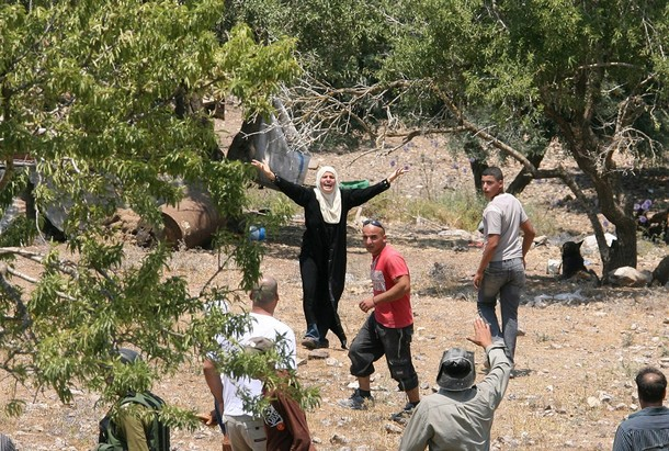 MIDEAST-ISRAEL-PALESTINIAN-CONFLICT-WEST BANK-SETTLERS