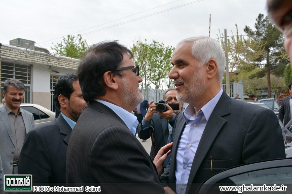 خمینی شهر - استاندار اصفهان (2)
