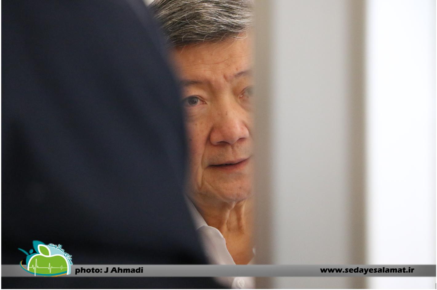 سفر وزیر بهداشت تایلند به اصفهان (1)