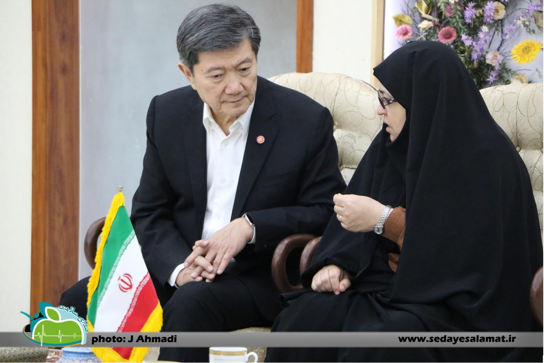 سفر وزیر بهداشت تایلند به اصفهان (17)