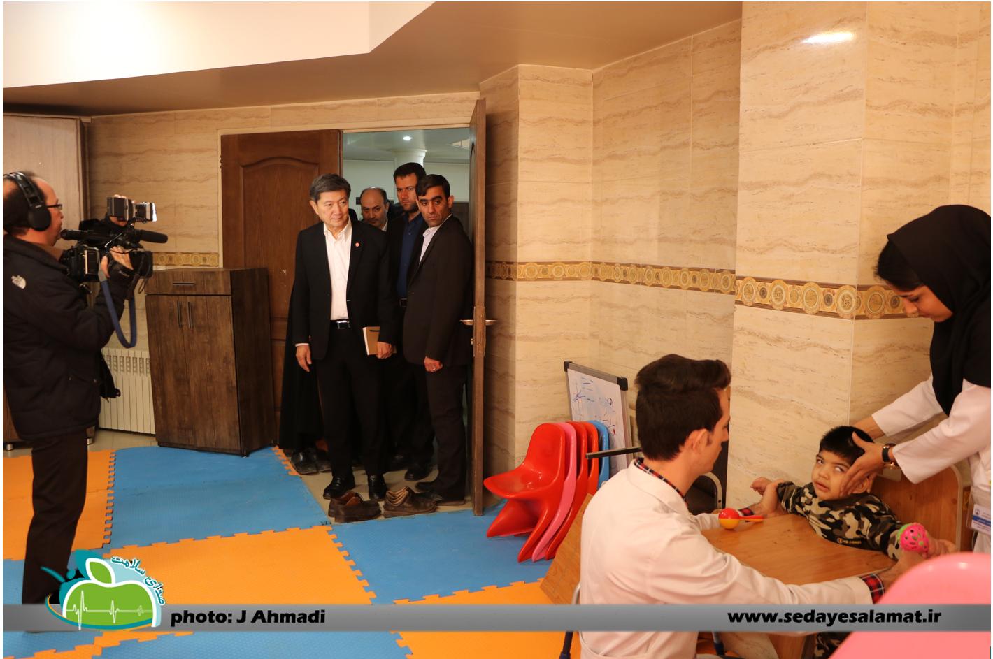 سفر وزیر بهداشت تایلند به اصفهان (25)
