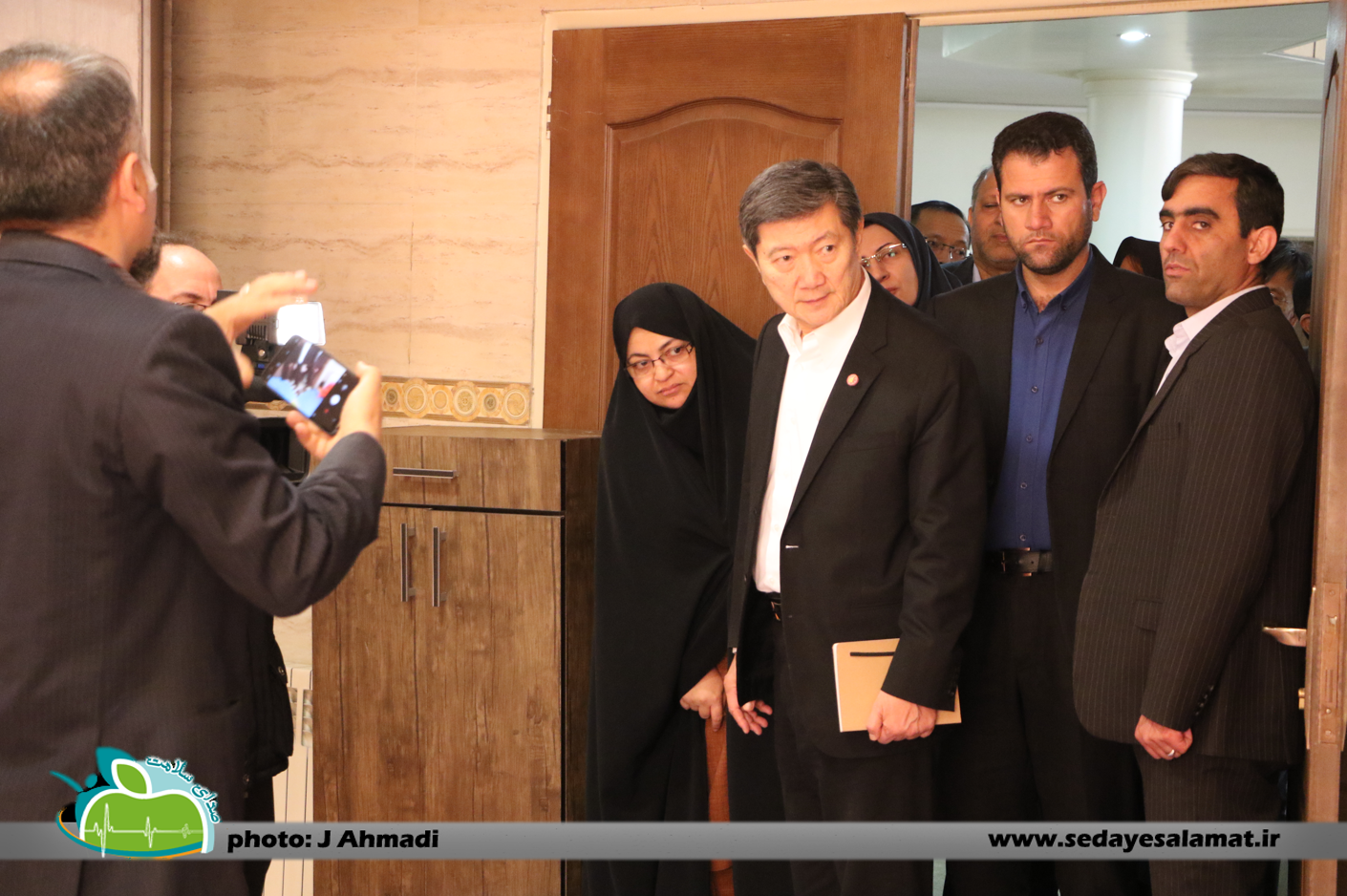سفر وزیر بهداشت تایلند به اصفهان (26)