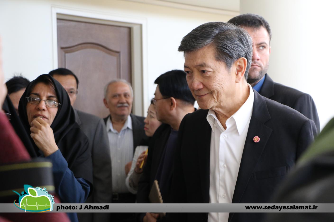سفر وزیر بهداشت تایلند به اصفهان (28)