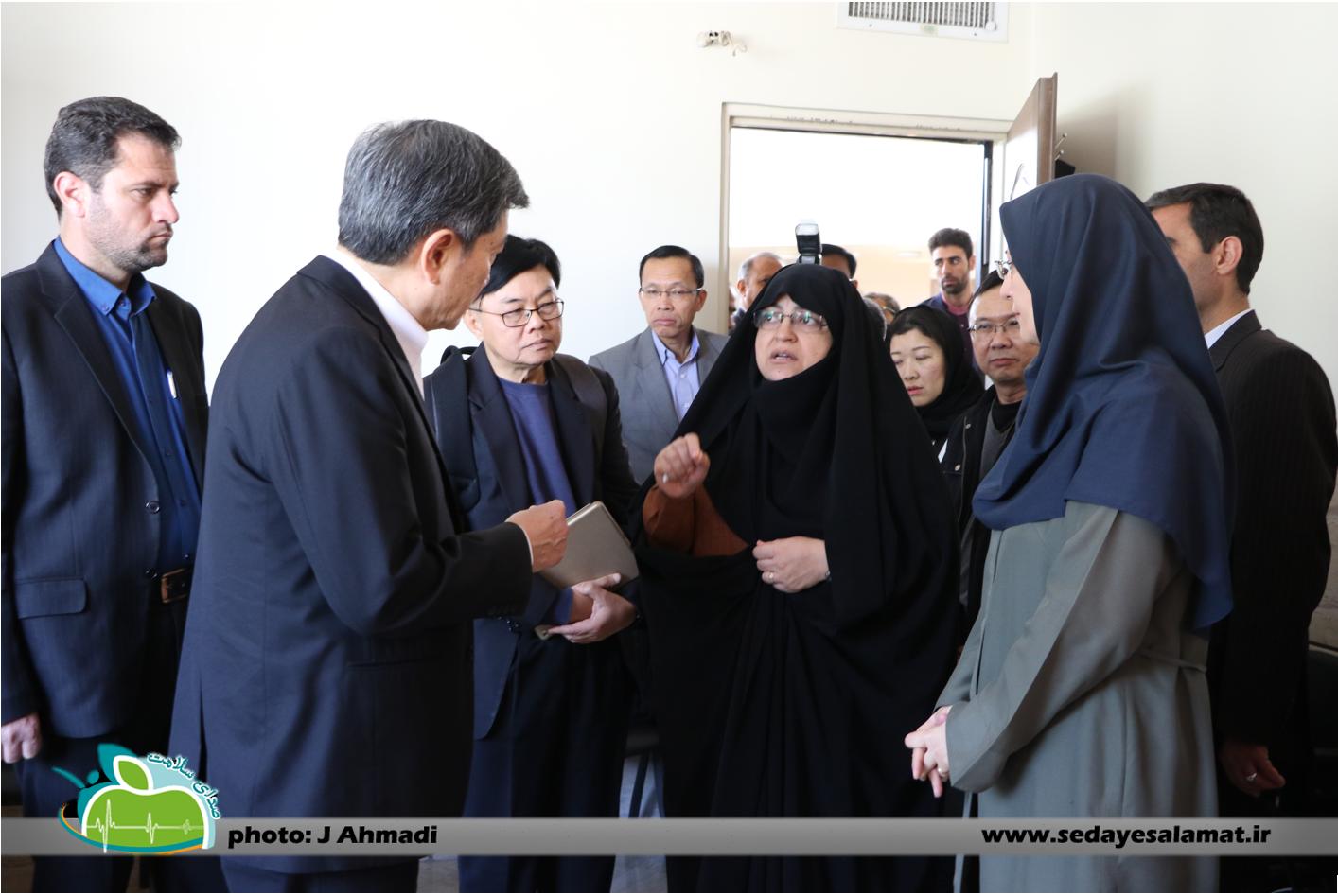 سفر وزیر بهداشت تایلند به اصفهان (29)