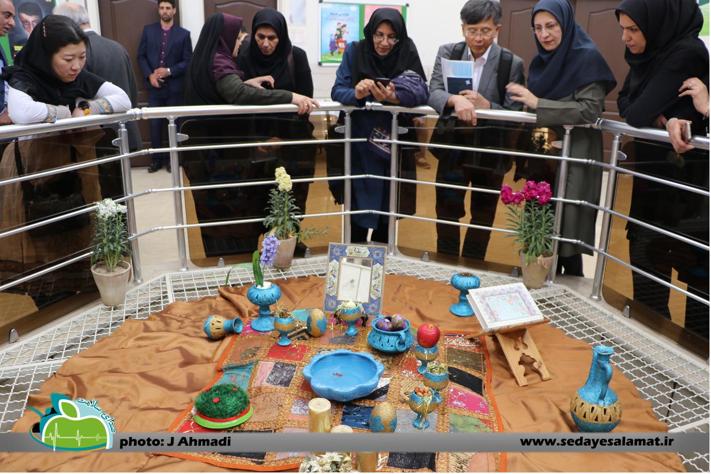 سفر وزیر بهداشت تایلند به اصفهان (4)
