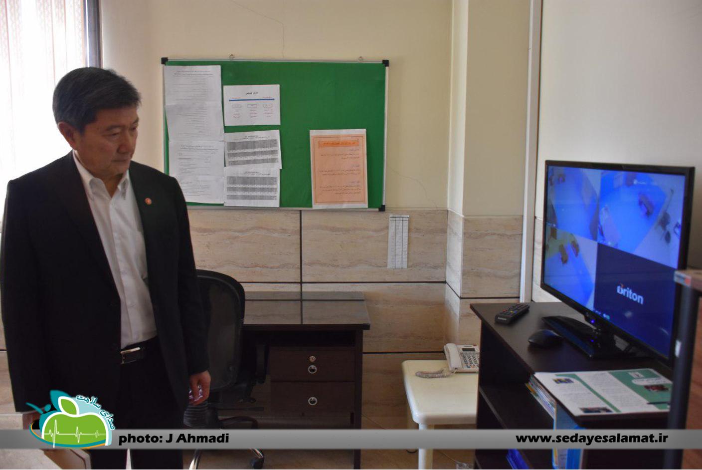 سفر وزیر بهداشت تایلند به اصفهان (7)