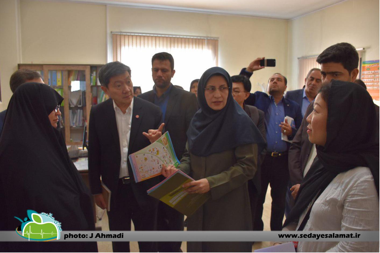 سفر وزیر بهداشت تایلند به اصفهان (8)