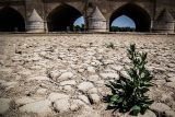 کم بارشی در اصفهان هواشناسی