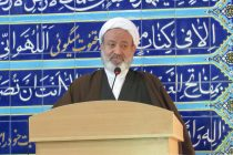 حجت الاسلام دهشیری امام جمعه اردستان