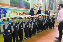 همیاران پلیس در اردستان