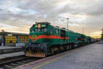 قطار گردشگری در اردستان توقف می کند