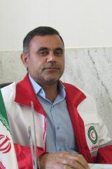 خانی رئیس هلال احمر اردستان